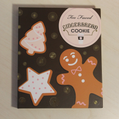 Gingerbread Cookie Palette