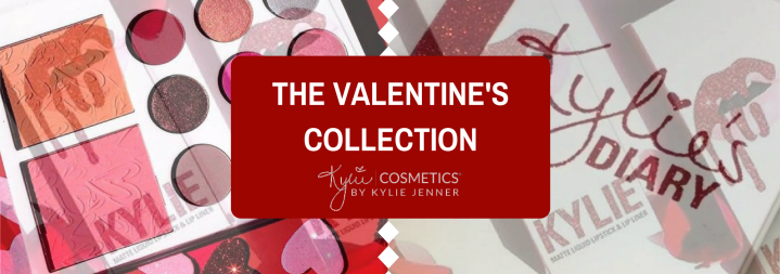 ¡Nuevos detalles sobre The Valentine's Collection de Kylie Cosmetics!