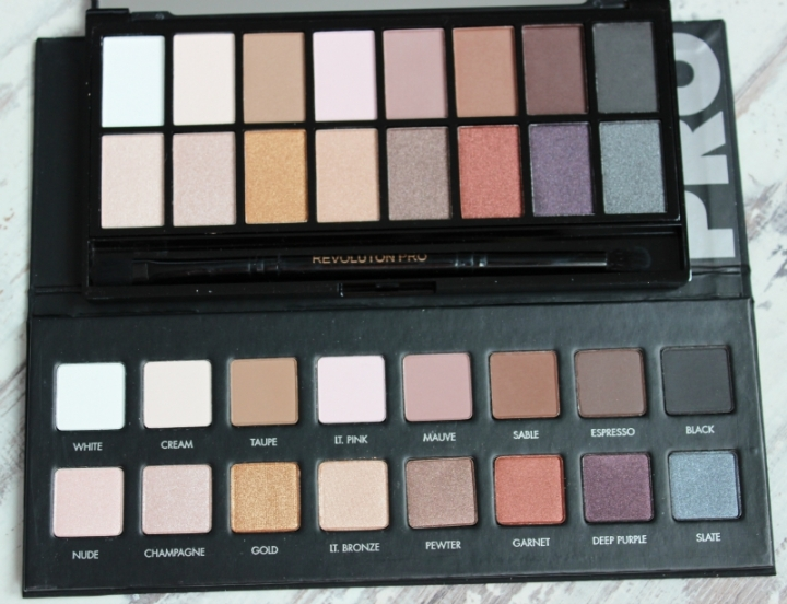 Lorac Pro palette dupe - Makeup REvolution Iconic Pro 1 comparison cropped.jpg