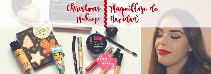Christmas Makeup | Maquillaje deNavidad