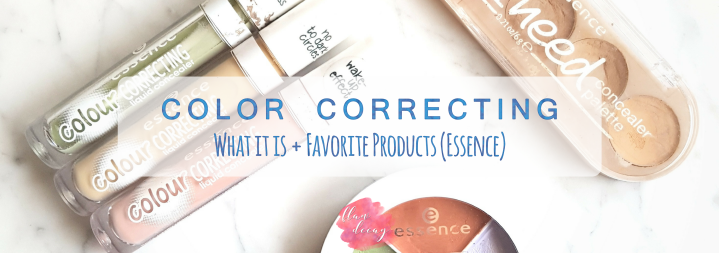 Color Correcting: What it is + Favorite Products fromEssence