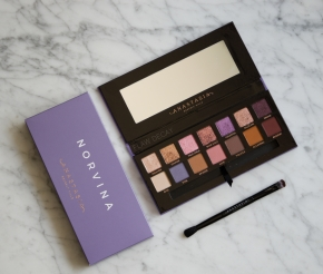 Norvina Palette Review, Looks & Swatches