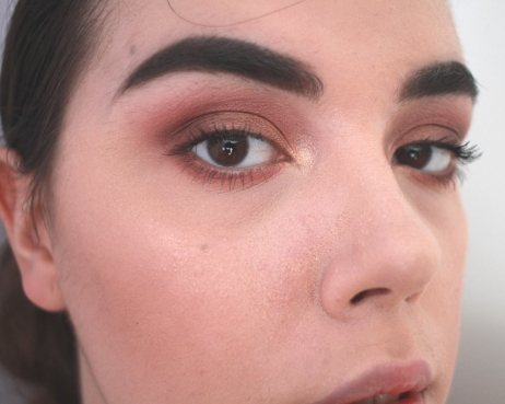 NYX Can't Stop Won't Stop Foundation Wear Test 2 - 3 hour (3)