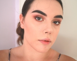 NYX Can't Stop Won't Stop Foundation Wear Test 2 - 3 hours