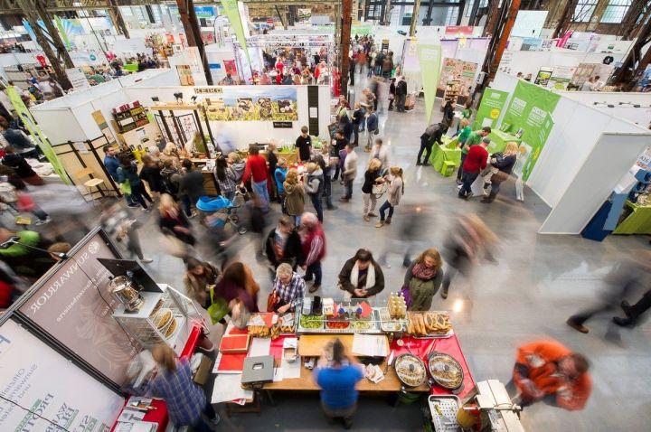 VeggieWorld Barcelona 2018