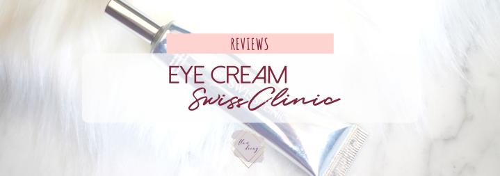Review: Eye Cream – SwissClinic