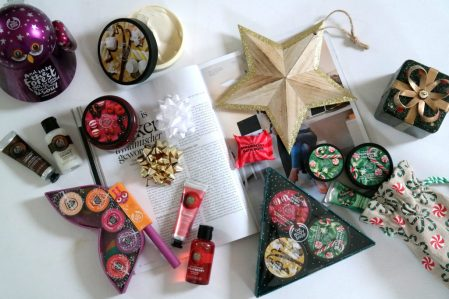 The Body Shop 2018 Christmas Collection Gift Sets Affordable Ideas Skincare