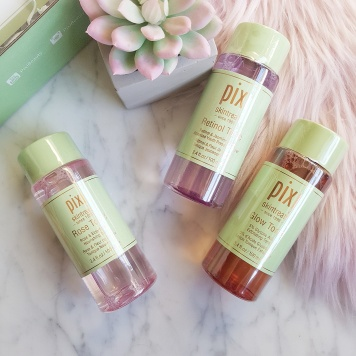 Pixi Beauty's Glow, Retinol and Rose Tonic