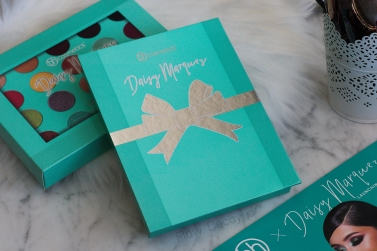 BH Cosmetics' Daisy Marquez Palette, Closed