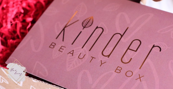 Kinder Beauty Box Subscription Is It Worth It Review Opinion