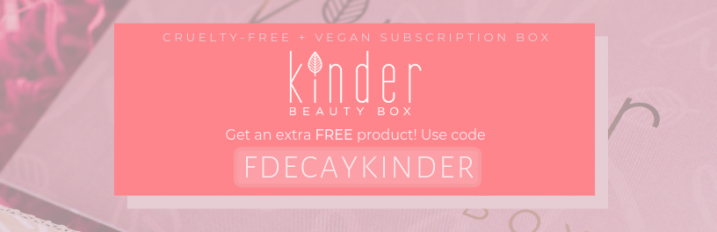 Kinder_Beauty_Box_Discount_Code_Free_Product