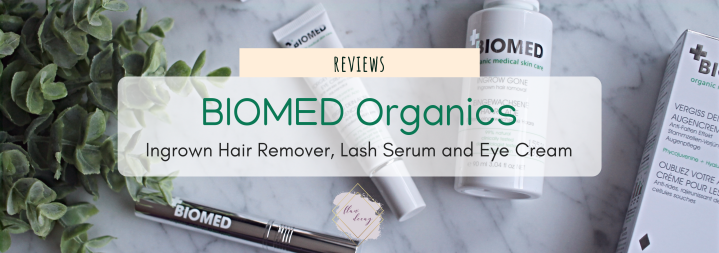 BIOMED Organics Review Cover