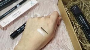 Black Eye Liner Pencil, Long Lash Black Mascara y Highlighter de Soivre Cosmetics - Beauty Christmas 2019