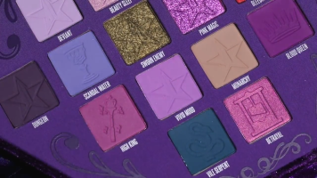 Up close - Jeffree Star unveils JSC's Blood Lust Collection and Palette