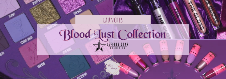 Jeffree Star starts 2020 with his most royal collection yet: Blood Lust | Firstimpressions