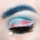 Maquillaje de ojos. Portfolio Maquillaje de Paula Gómez Martínez, Flaw Decay.