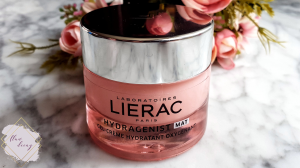 Lierac Hydragenist Mat Gel Hydrating Cream - 100% Cruelty-free Morning/Night Skincare Routine