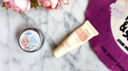Frozen Primark and Suavina Lipbalms - 100% Cruelty-free Morning/Night Skincare Routine