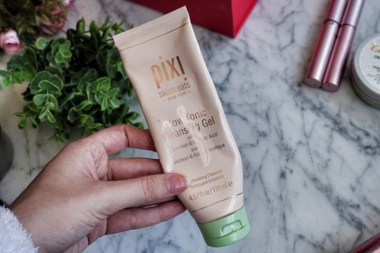 Glow Tonic Cleansing Gel (Pixi Beauty by Petra) - January to May 2020 Empties