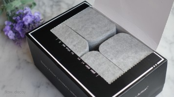 Beauty Artisan Bamboo Charcoal Pads - Yes Style First Haul and Impressions