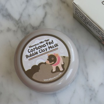 Elizavecca - Milky Piggy Carbonated Bubble Clay Mask - Yes Style First Haul and Impressions