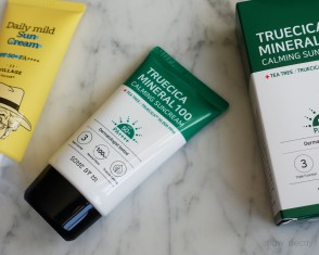 Some By Mi Truecica Mineral 100 Calming Suncream - Yes Style Haul - Flaw Decay