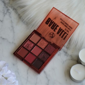 All Bare! (Raw) Palette by W7 Cosmetics - Review, Swatches & Looks / Paleta All Bare! (Raw) de W7 Cosmetics - Reseña, Swatches y Looks