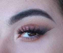 Pixi by Petra's Escape & Let's GLOW! Collection - Endless Shade Sticks in 'CopperGlaze' and 'MatteCocoa' (Look)
