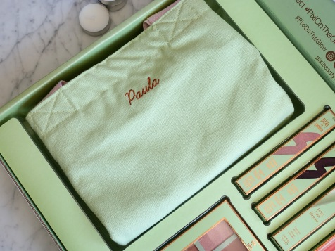 Pixi by Petra's Escape & Let's GLOW! Collection - Customized Bag