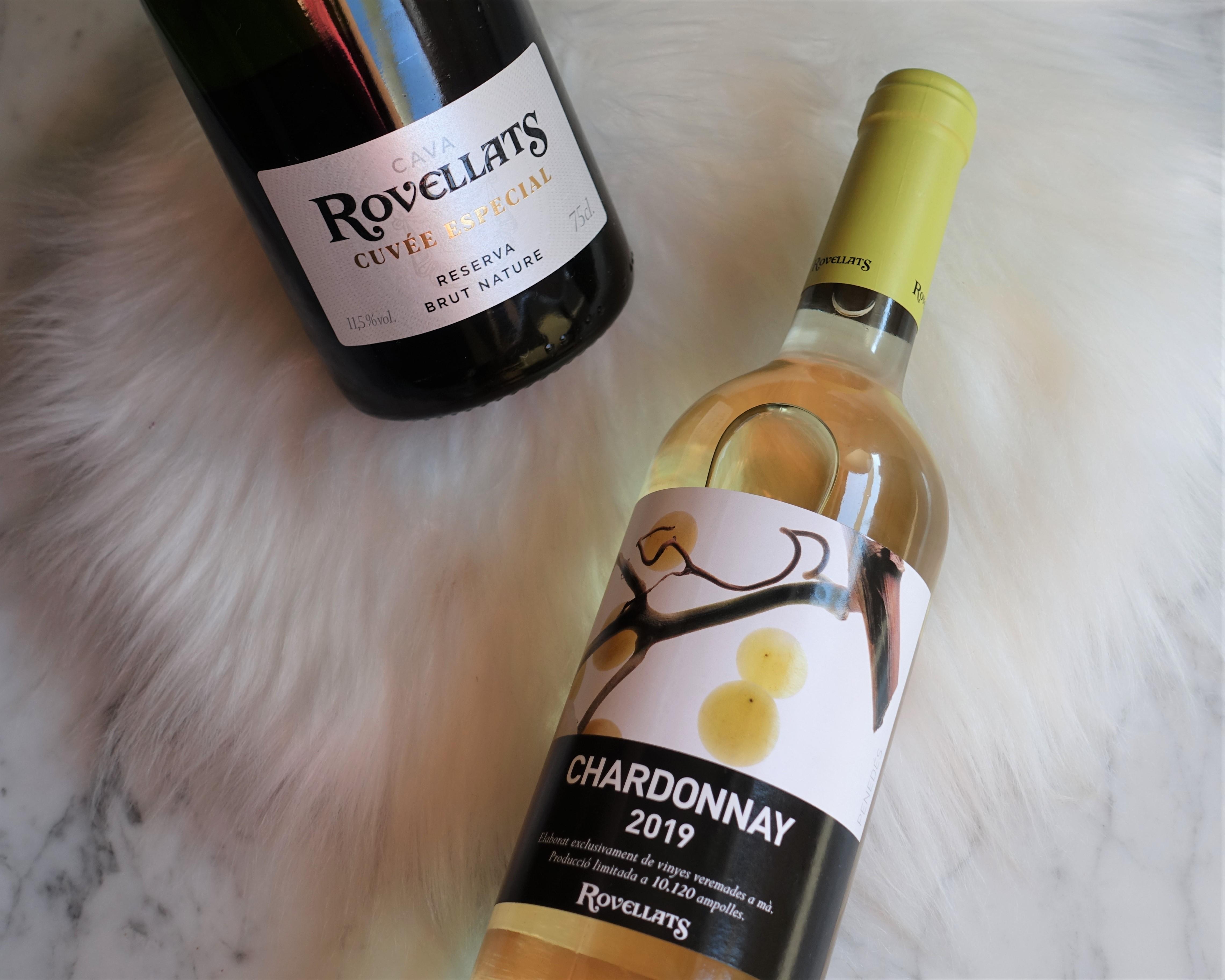 Cava y Chardonnay de Rovellats (Evento #YBB8ED de Girl Power Team)(2)