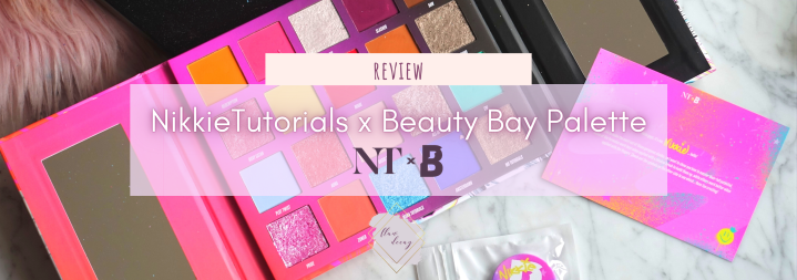 NikkieTutorials x Beauty Bay Palette Review, Swatches & Looks | Is it worth it?