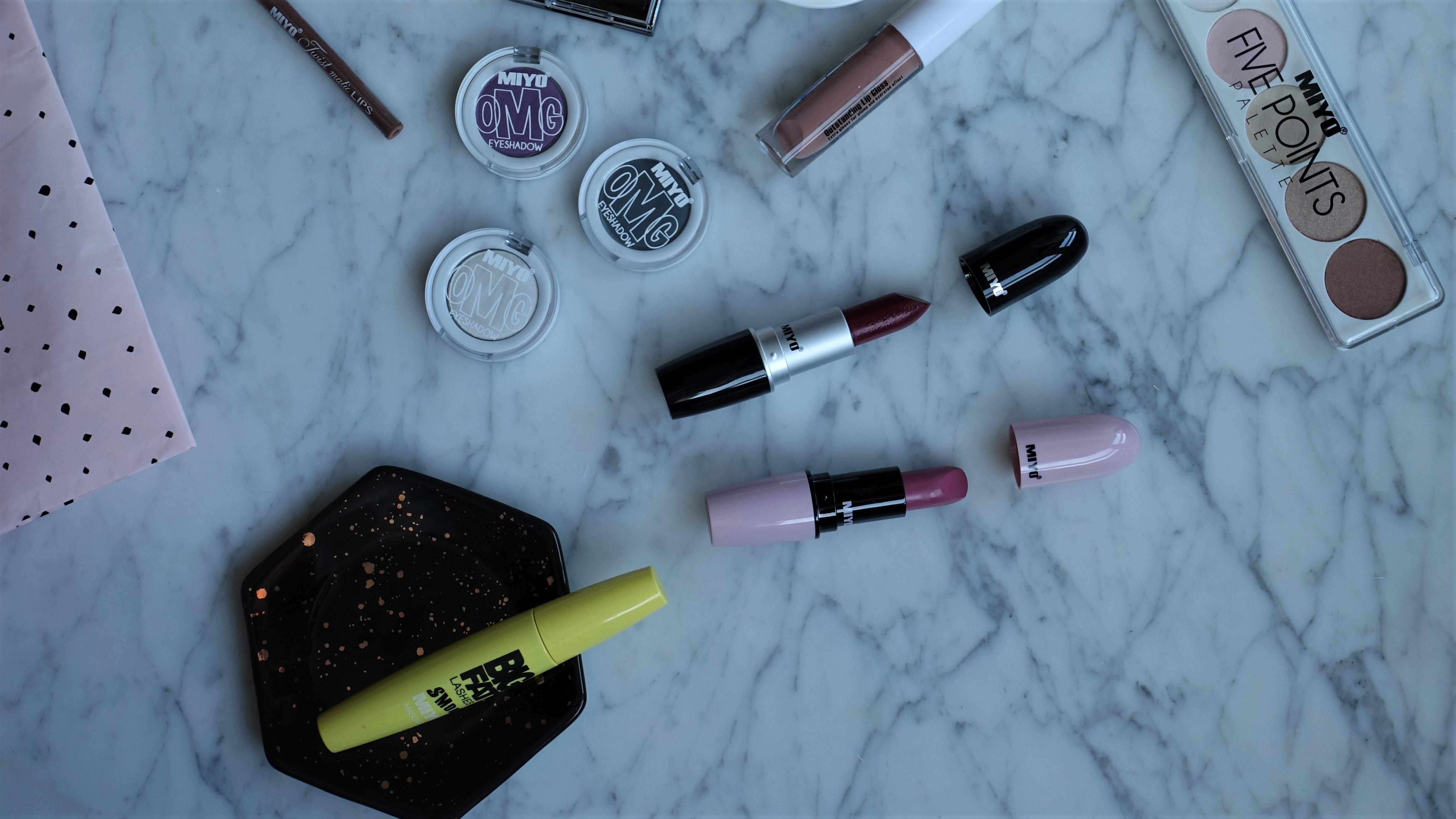 Productos de Miyo, distribuidos por Probelleza (Evento #YBB8ED de Girl Power Team)