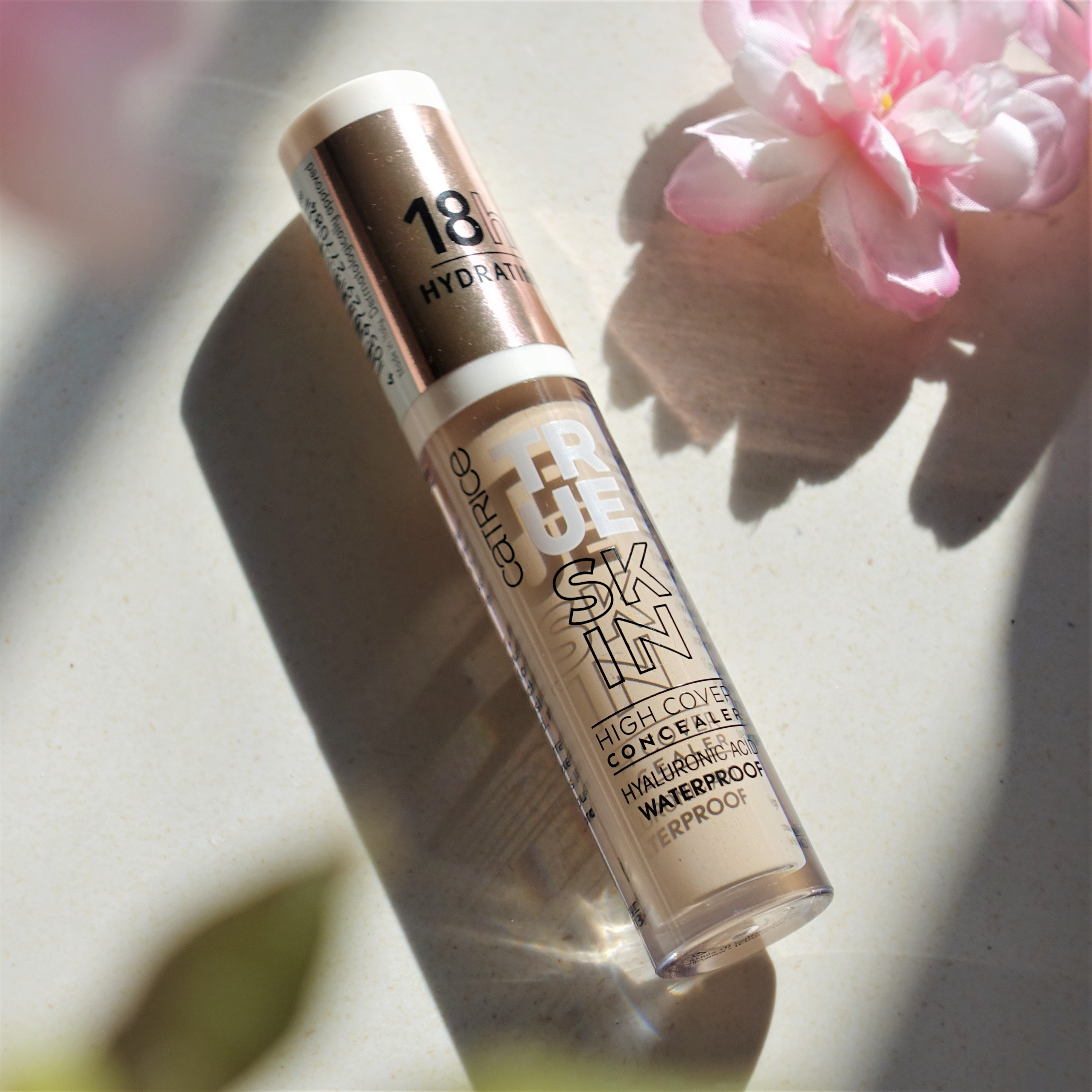 Catrice Cosmetics *It Pieces* Collection True Skin Concealer with Hyaluronic Acid - Review and Wear Test