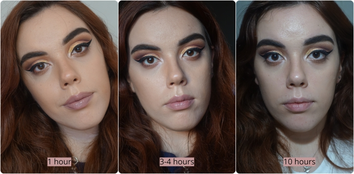 Wear Test: 1 hour, 3-4 hours and 10 hours - Catrice Cosmetics *It Pieces* Collection True Skin Foundation with Hyaluronic Acid - Review