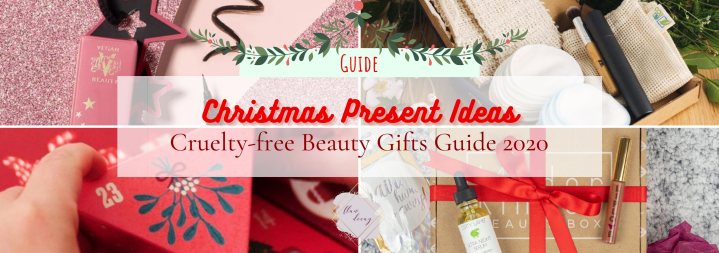 Cruelty-free Beauty Gifts Guide 2020: Christmas Present Ideas