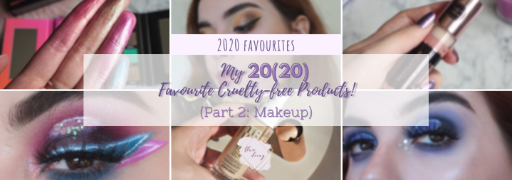 My 20 Favorite Cruelty-free Products Of 2020 (Part 2: Makeup)