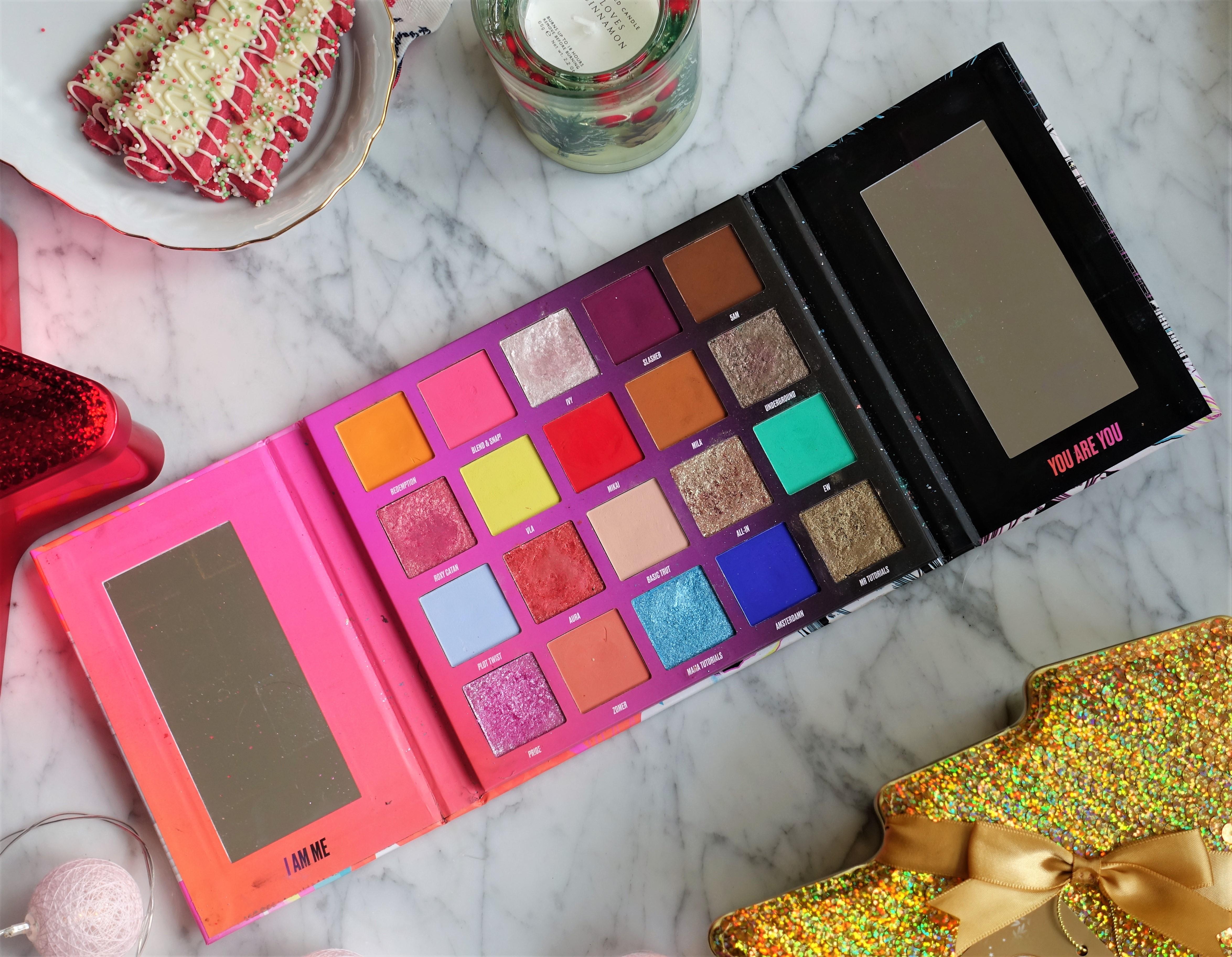 Nikkie Tutorials x Beauty Bay Palette