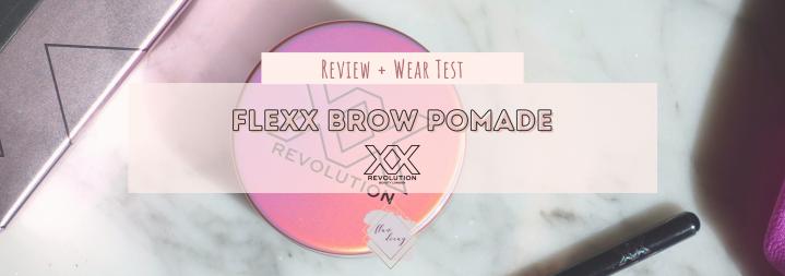 FleeXX Brow Pomade – XX Revolution | Better than ABH'sDipBrow?